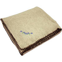 Одеяло Ярослав шерсть/лен в упаковке 140x205 см