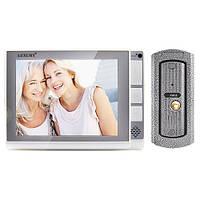 Видеодомофон Luxury 806-R2, цветной, функция памяти, фото 1
