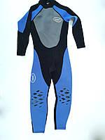 Гидро костюм Ocean, 2 мм, Разм 10-12, S-M, качественный, Отл сост