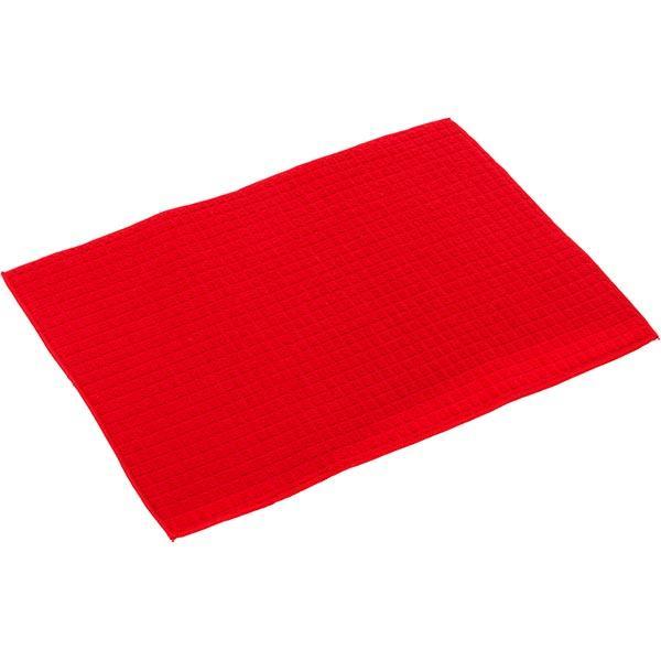 Коврик Underprice красный 38x50 см