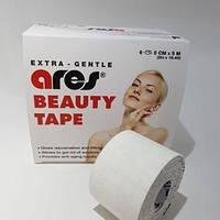Кинезио тейп (kinesio tape ) Ares для лица