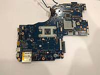 Материнская плата для ноутбука Toshiba Qosmio X770, K000126520, la-7191p ( HM65,2xDDR3. MXM3 ) бу гарантия 6мес