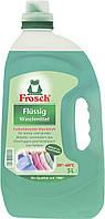 Рідкий пральний засіб для Кольорових тканин Frosch 5 л.