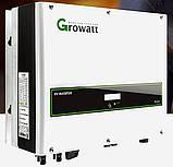 Мережевий  інвертор Growatt 7000 TL3 S 3 фазы 2 MPPT + Shine WiFi, фото 2