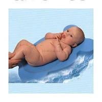 Поролоновый матрасик для купания в ванночку