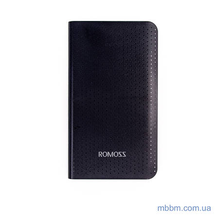 Повербанк Romoss Sens mini 5000 black (PHP05) EAN/UPC: 6951758345469, фото 2