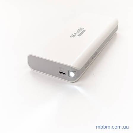 Повербанк Romoss eUSB sofun 4 10400 white (PH40-109) EAN/UPC: 6951758332070, фото 2