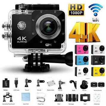 Action camera экшн-камера H16-4R с пультом