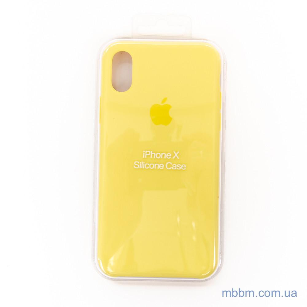 Накладка Apple iPhone Xs Чехол