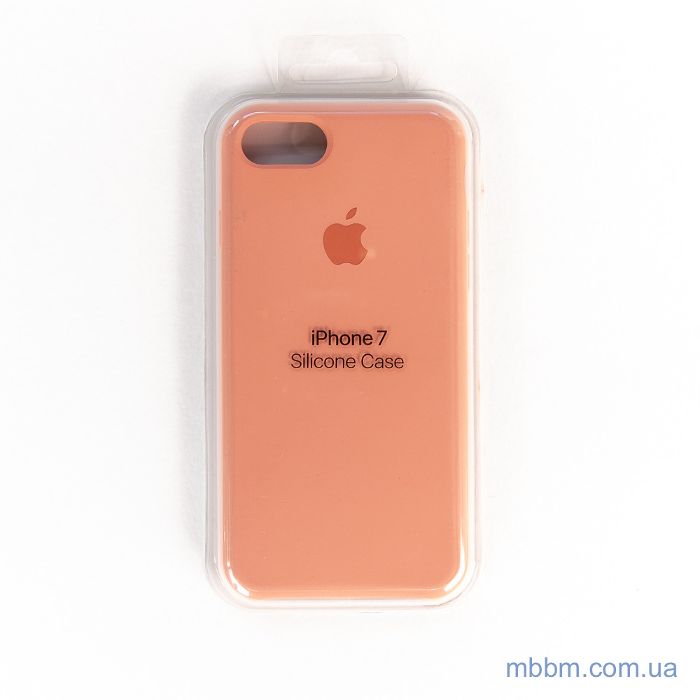 "Накладка Apple iPhone 8/7 {4.7""} orange [копия]"