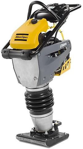 Бензиновая вибротрамбовка Atlas Copco LT6005 основание 9 или 11 дюймов