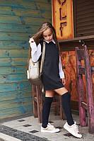Школьное платье детское КЛ243, фото 1