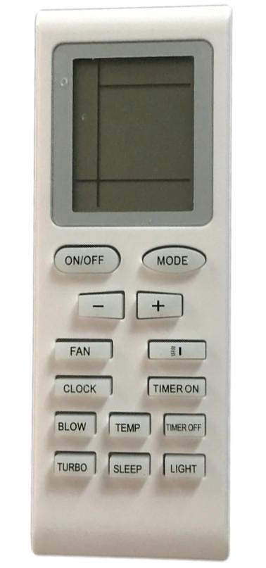 Пульт для кондиционера GREE 09SN