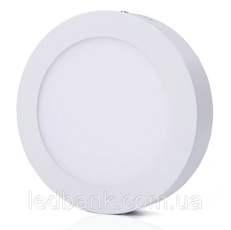 Накладной светодиодный светильник 18W Wall Light-18 круг