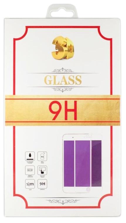 Защитное стекло Miami 3D для Samsung A50 2019 / A505 Full Glue Черные рамки (251785)