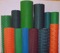 Сітки пластикові та бордюри