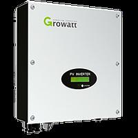 Мережевий  інвертор  Growatt 5500 MTL S    1 фаза 1 MPPT 5 кВт + Shine WiFi