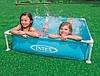 "Каркасный бассейн Intex ""Mini Frame Pool"", 337л, 122х122х30см., фото 2"