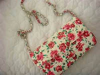 Цветочная сумка с принтом хит летнего сезона 2015
