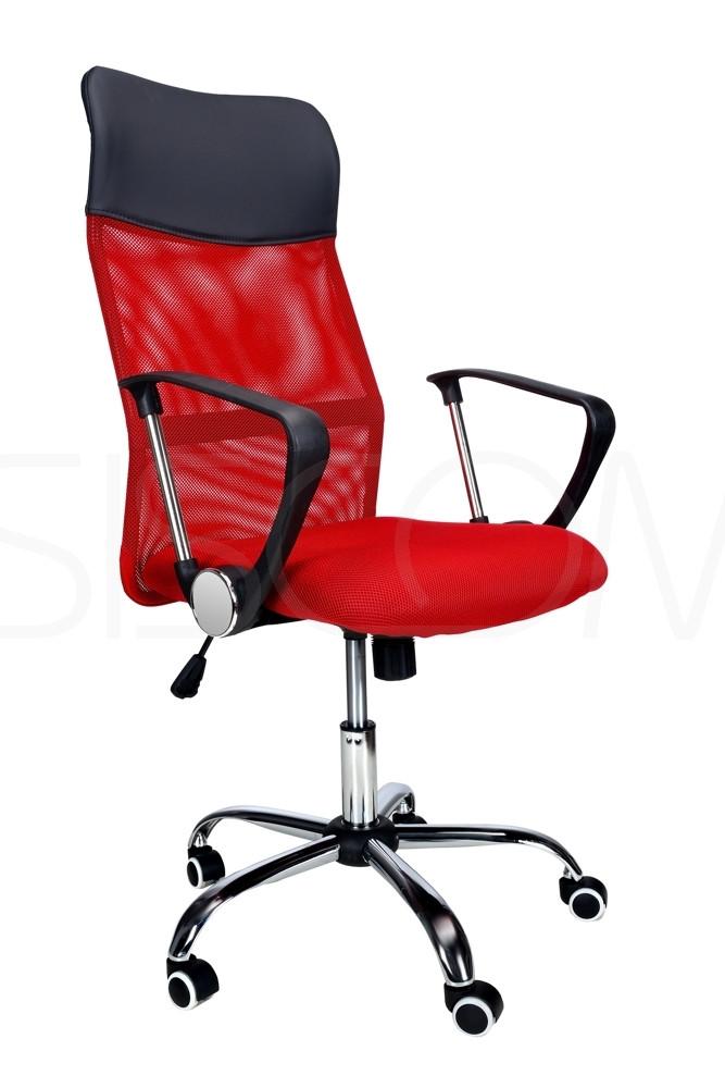 Компьютерное кресло офисное XENOS PRESTIGE Красное