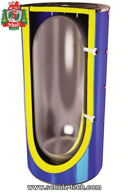 Теплоаккумулирующие емкости без теплобменника