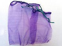 Сетка для защиты винограда от ос и птичек на гроздь 5кг фиолетовая
