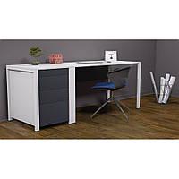 Письменный стол с комодом в стиле LOFT (NS-970000518)