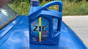 Масло ZIC X5 10W40 4л (полусинтетика)
