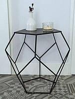 Прикроватный столик в стиле LOFT (NS-970000820)