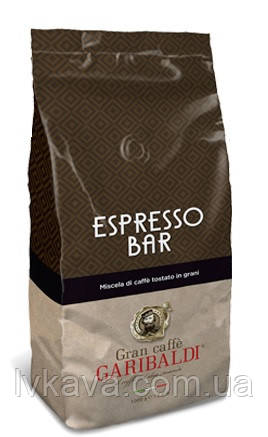 Кофе в зернах  Garibaldi Espresso Bar, 1 кг