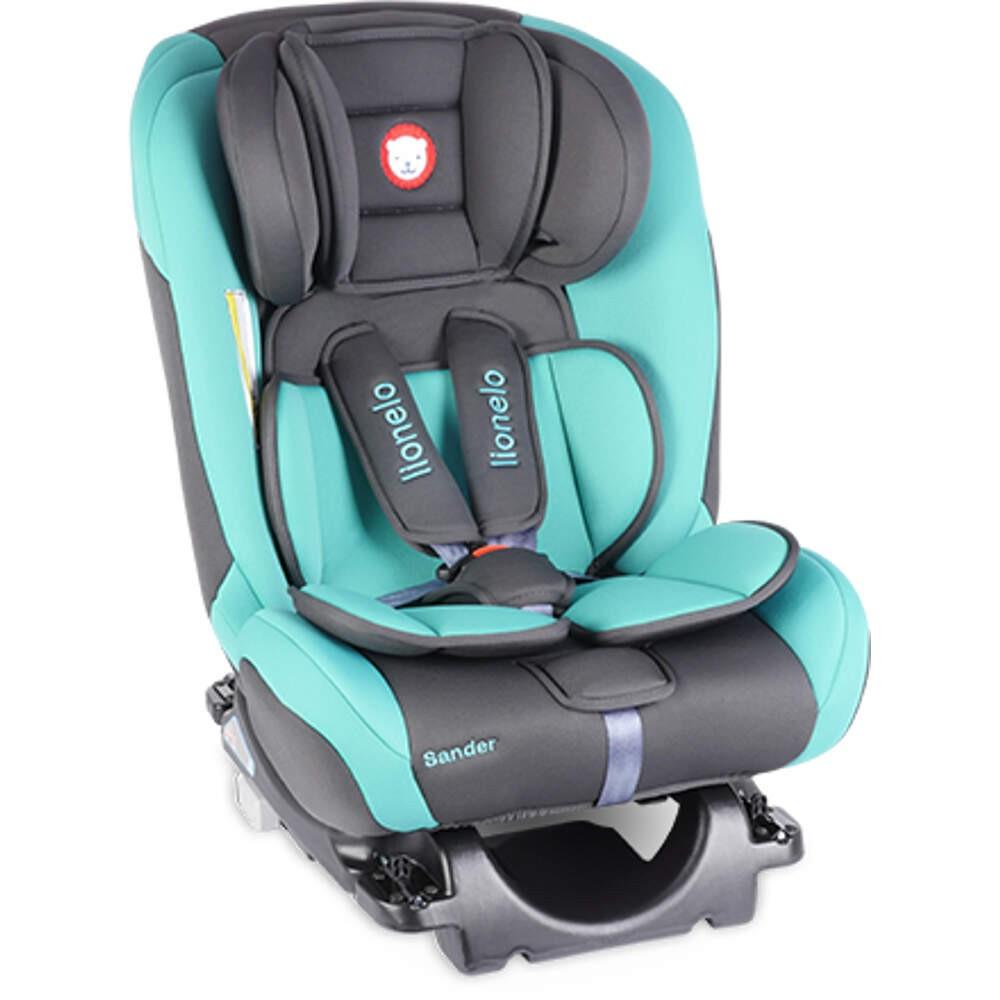 Детское автокресло Lionelo Sander ISOFIX 0-36 кг дле детей до 12 лет (Кресло для машины детское)