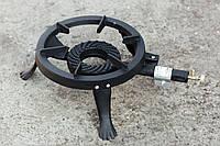 Газовая плита GB-23 чугунная 7 Квт (Коготь) таганок , горелка под кастрюлю диск сковороду чайник возможен опт