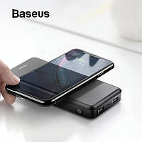 Baseus M36 Power Bank 10000 mAh Wireless Charger 2 USB: 5V/2.1A Max + USB 5V/1A беспроводная зарядка до 5 Вт