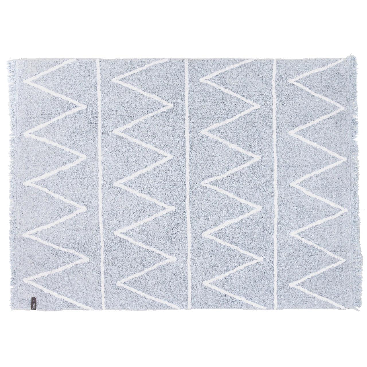 Lorena Canals - Ковер Hippy blue, 120 x 160 см