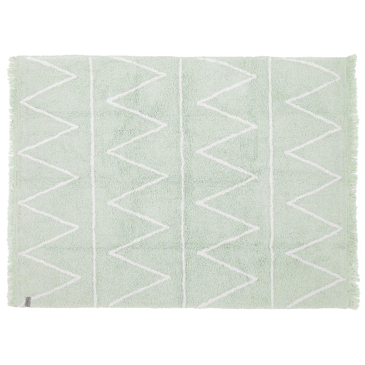 Lorena Canals - Ковер Hippy mint, 120 x 160 см