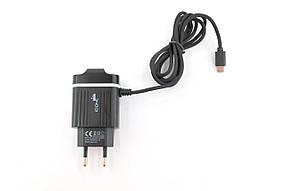 Зарядное устройство 4you A30 (2100mAh100%, Micro USB, Цельная, Exclusive design) Black