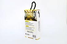 Зарядное устройство 4you A30 (2100mAh - 100%, Micro USB, Цельная, Exclusive design) black, фото 3