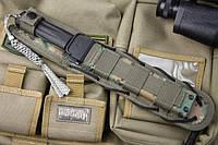 MOLLE ножны Tactical Echelon camo,подсумки,чехлы для ножей,качественные , элитные,ножи кизляр