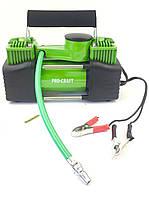 Автомобильный двухцилиндровый компрессор Procraft LK400