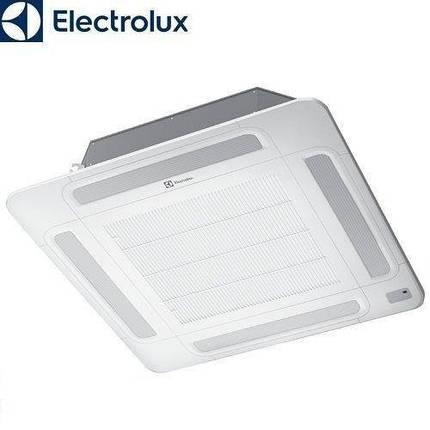 Кондиционер- Electrolux Inverter Мульти-сплит Кассетные внутренние блоки Super Match (-15°C), фото 2