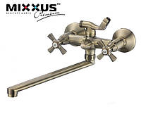 Смеситель для ванной Mixxus Premium Retro 140