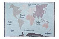 Lorena Canals - Ковер Vintage Map 140 x 200 см, фото 1
