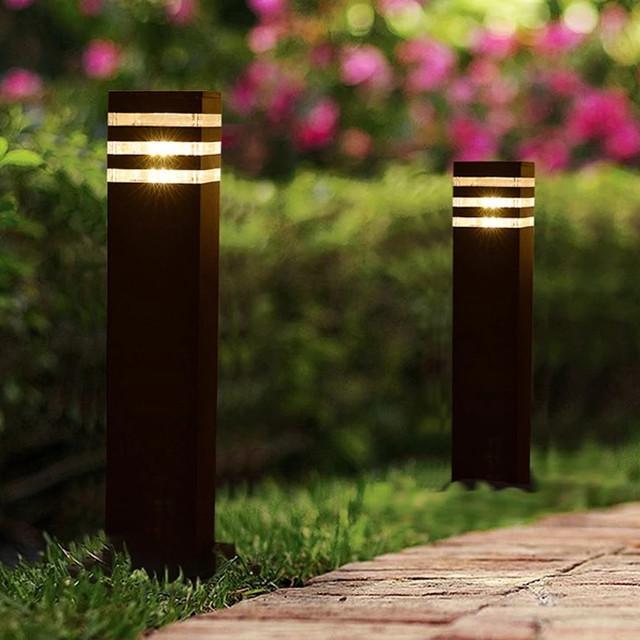 Modern design park lamp