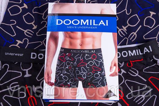 Белье мужское Doomilai 01115 хлопок бамбук, фото 2