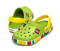 Кроксы детские Crocs LEGO р.24 . Летние сабо, сандали. Реплика