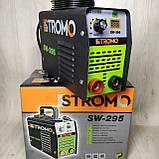 Сварочный аппарат инвертор STROMO SW 295 (295 А, дисплей) Сварка стромо, фото 2