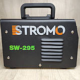 Сварочный аппарат инвертор STROMO SW 295 (295 А, дисплей) Сварка стромо, фото 7