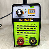 Сварочный аппарат инвертор STROMO SW 295 (295 А, дисплей) Сварка стромо, фото 8