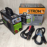 Сварочный аппарат STROMO SW 295 +ХАМЕЛЕОН, фото 4