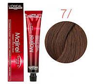 Крем-краска L'Oreal Professionnel Majirel 7, блондин, 50 мл